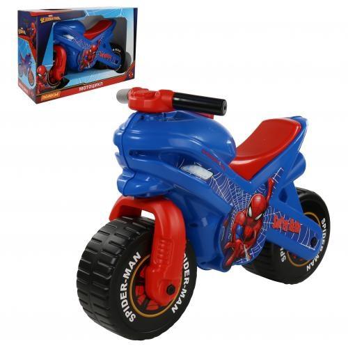 """ПОЛЕСЬЕ Мотоцикл Marvel """"Человек-паук"""" (в коробке) 70555"""
